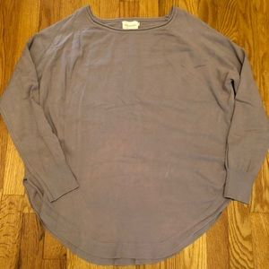 Tops - NBW Long sleeve loose fit tunic